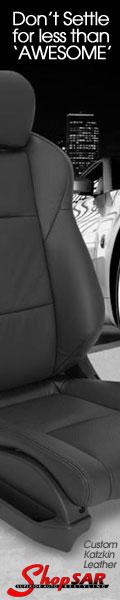 Katzkin Custom Leather Interiors from ShopSAR.com