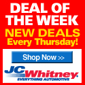 Deal of the Week at JC Whitney!