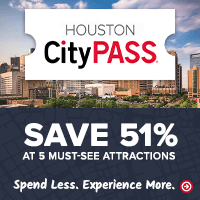 Save up to 48% or more on Houston's 5 best attractions at CityPASS.com - Shop Now!