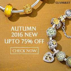 Autumn 2016 New Designs, New look Charms Bracelet
