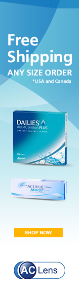 AC Lens - Cheap Eye Care Products