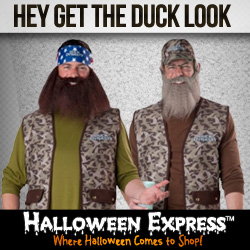 Duck Dynasty Costumes at Halloween Express