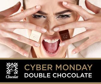 CYBERMONDAY zChocolat Double Chocolate