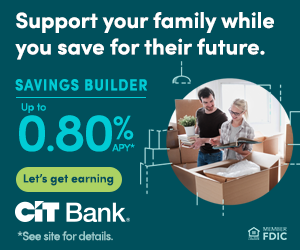 CIT Bank Savings Account bonus