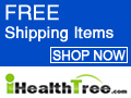 Free Shipping Items at iHealthTree.com