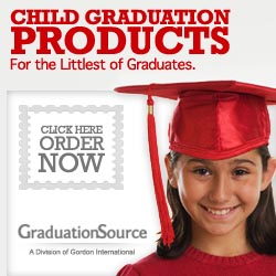Kinder & Pre K Graduation Regalia