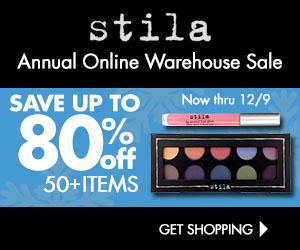 stila online warehouse sale