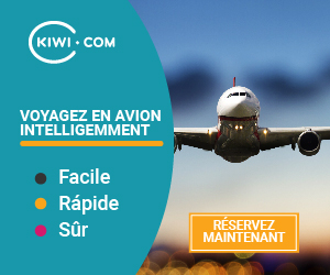 Vol Avion KIWI.COM France