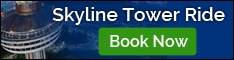 Skylon Tower: Ride To The Top. Book Now.