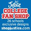 Justice affiliate link
