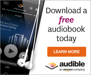 Listen to a business bestseller at audible.com!