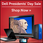 Dell Presidents' Day Sale!