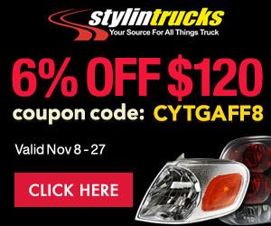 Stylin Trucks - Pre Cyber Holidays