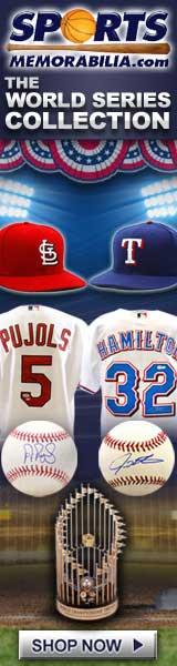 World Series Baseball Memorabilia