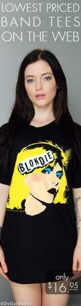 Blondie Punk Face $16.95!