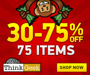 75 Items for 75%-30% Off!
