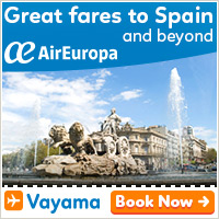 Vayama™ - AirEuropa will take you on your next adventure to Spain and beyond.