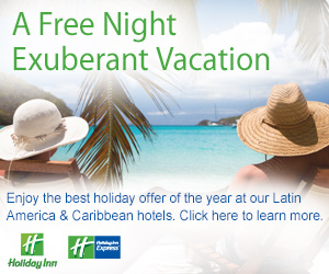 Save up to 20% on Holiday Inn