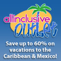 All Inclusive Vacations up to 60% Off!