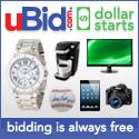 Most Popular Auctions at uBid.com