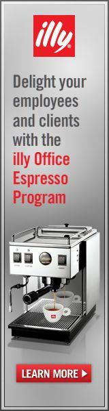 illy Small Office Espresso Program