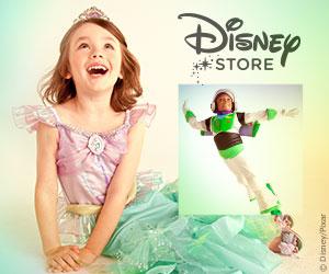 DisneyStore.com Halloween