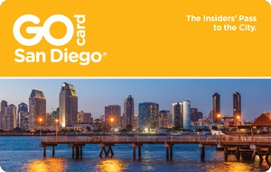 Go San Diego Card - 50+ attractions for one low price!