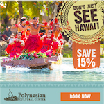 Polynesian Cultural Center Discounts