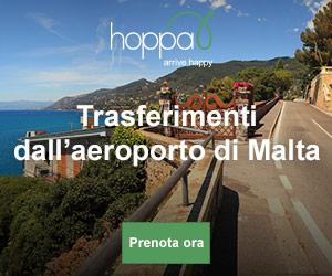 Transfer da aeroporto di Malta