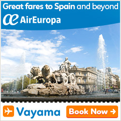 Vayama - Air Europa: Every detail counts