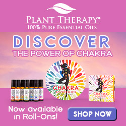 Chakra Synergies Now Available in Roll-Ons at Plant Therapy! SHOP NOW!