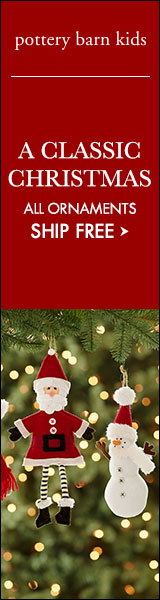 A Classic Christmas - All Ornaments Ship FREE