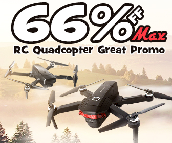 Image for Up to 66% OFF Promotion for RC Quadcopters