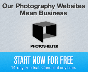 PhotoShelter: Our Photo Websites Mean Business