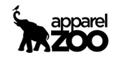 Apparel Zoo Logo - White