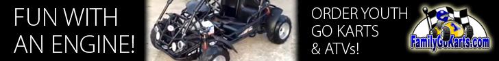 Family GoKarts Youth ATV's – GoKarts - Scooters