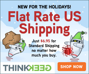 $6.95 Flat Rate Shipping