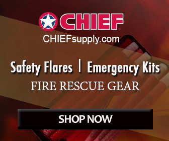 Fire Safety Flares @chief
