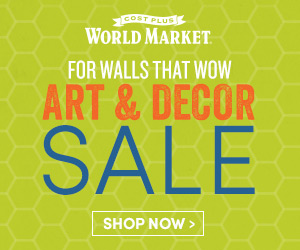 HUGE SALE! On Wall Art, Wall Décor & Mirrors.