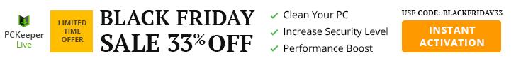 PCKeeper Black Friday 33% Off