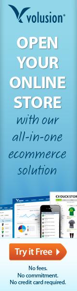 Open an Online Store Now
