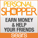 Personal Shopper by Shop Your Way! Earn money and help your friends! Make their lives easier -- and