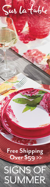 Sur La Table Signs of Summer Collection