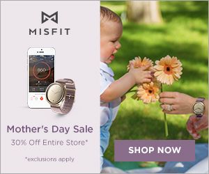 Misfit Flare Mother's Day Sale - 30% Off