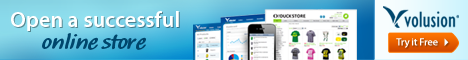 Sign up for Volusion Hosted Shopping Cart Solution