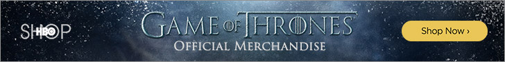 Buy Exclusive Game of Thrones Merch at the HBO Shop Now!