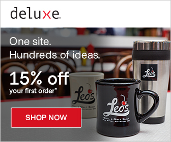 Image for DLX Brand-15% off first order of Drinkware at Deluxe! Use Code KC650 at checkout!