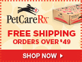 FREE Shipping On Orders Over $49 At PetCareRx