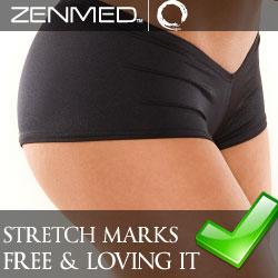 Remove stretch marks with Stretta
