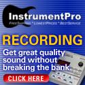 Buy recording gear at InstrumentPro.com.